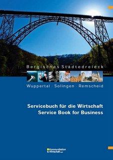 Neuartiges Servicebuch für die Wirtschaft präsentiert das Bergische Städtedreieck