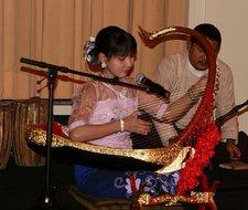 Musik aus Myanmar - ein Geheimnis für westliche Ohren