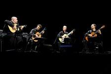 Los Angeles Guitar Quartet - viel mehr als die Summe des Einzelnen