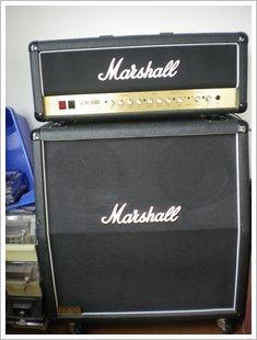 Schnäppchen: VERKAUFT!!!!! Marshall JCM 2000 DSL 100 + Box 1960 A 4x12