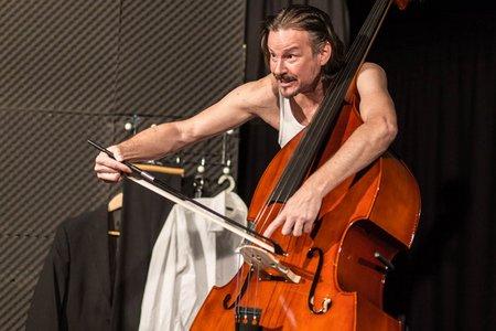 Das Leben eines frustrierten Orchestermusikers