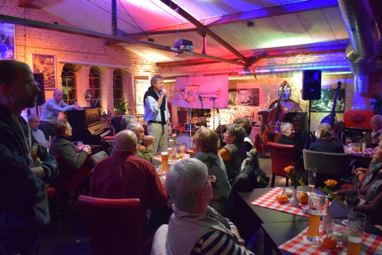 Glanzvolle 150. Jazz-Session im Bistro Katt