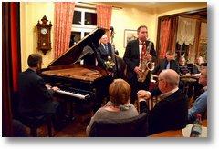 Jazz as Jazz Can - Ehringhausen swingt