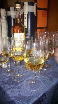 Schottischer Whisky von weich bis rauchig