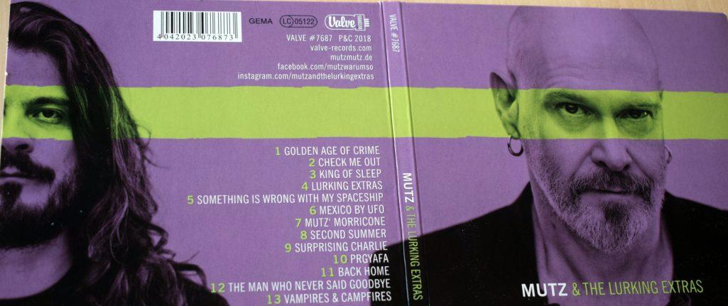Mutz & The Lurking Extras – Gitarrensound zwischen Retro und Moderne