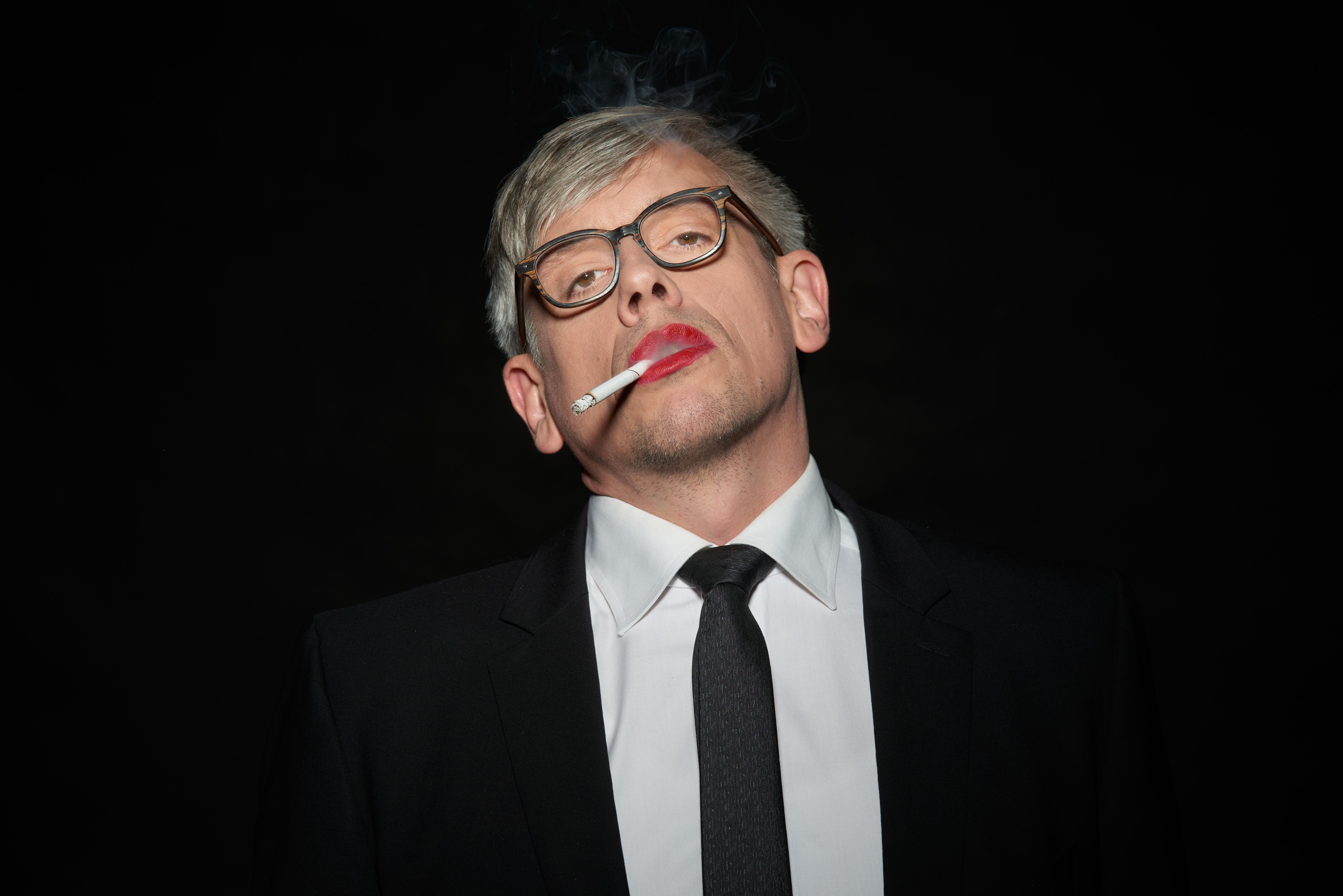 Komiker Mathias Tretter proklamiert die Partei der Atheisten